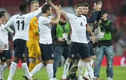 Gerrard sẽ treo giày sau World Cup 2014?