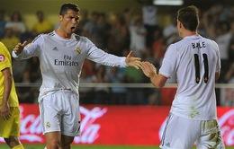 """Sao Barca bất ngờ """"tâng bốc"""" C.Ronaldo và Real Madrid"""