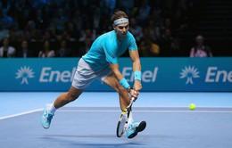 """Thua """"tâm phục, khẩu phục"""", Nadal lên tiếng ca ngợi đại kình địch Nole"""