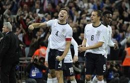 """Gerrard chẳng ham làm """"kỷ lục gia"""" của nước Anh"""