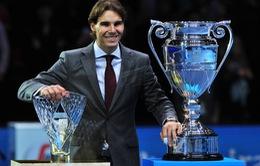 Djokovic: Nadal xứng đáng với ngôi vị số 1 thế giới