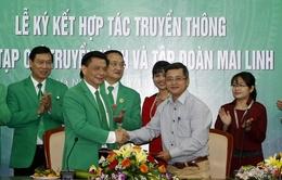 Tạp chí Truyền hình và Tập đoàn Mai Linh ký kết hợp tác truyền thông
