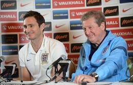 """Máu"" World Cup, Frank Lampard chưa muốn treo giày"