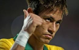 """""""Neymar đã ở cùng đẳng cấp với Messi và C.Ronaldo"""""""