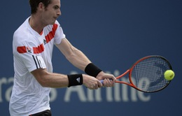 Andy Murray trở lại tennis với The Dream Cup