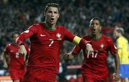 C.Ronaldo không màng tới Quả bóng vàng 2013