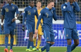 VL World Cup 2014: Pháp - Ukraine: Niệm khúc cuối...
