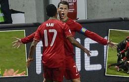 """VL World Cup 2014: BĐN, Pháp lách qua """"khe cửa hẹp"""" để tới Brazil"""