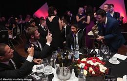 """Dàn sao Man Utd """"đổ bộ"""" tiệc tối của UNICEF"""