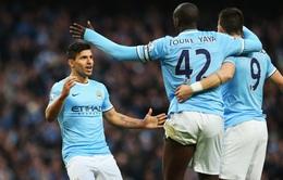 Những cái nhất vòng 12 Premier League 2013/14: Điểm nhấn Man City