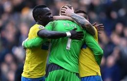 Premier League 2013/14 vòng 12: 5 pha cứu thua xuất sắc nhất