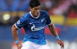"""Zenit - A.Madrid: Đã đến lúc để Hulk """"tự cứu mình"""""""