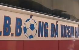 CLB Vicem Hải Phòng bị trao trả cho thành phố: BHL và cầu thủ khá bình tĩnh