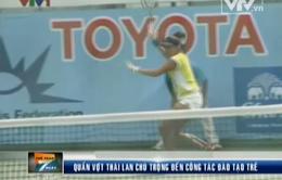 Phát triển quần vợt trẻ Việt Nam: Hãy học từ Thái Lan