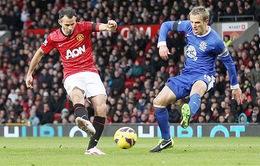 """Man Utd - Everton: Cơn khát chiến thắng của những kẻ """"bất bại"""""""