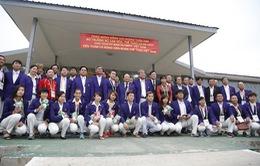 SEA Games 27: Bộ trưởng Bộ VH,TT&DL tới dự Lễ thượng cờ và thăm hỏi VĐV Việt Nam