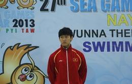 """SEA Games 27: Hotboy Hoàng Quý Phước """"sốc"""" vì """"mất vàng"""""""