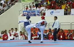 """SEA Games 27: """"Cô gái vàng"""" Phạm Thị Thu Hiền đến với Teakwondo nhờ giỏi...thể dục"""