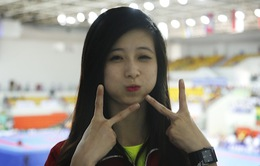 """SEA Games 27: Châu Tuyết Vân - """"Hot girl"""" chưa bao giờ quên mình là võ sĩ"""