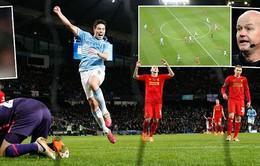 """Liverpool bị hạ bệ, HLV Rodgers """"mắng"""" trọng tài"""