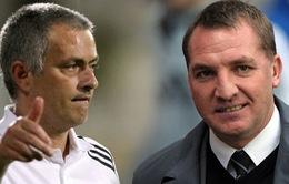 "Suarez ""nhảy cầu"", Mourinho và B.Rodgers lời qua tiếng lại"