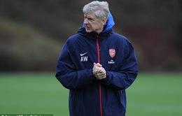 """Arsenal dính """"bão"""" chấn thương, HLV Arsene Wenger lại """"đau đầu"""""""