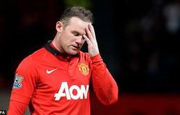 """Man Utd lại """"đứng ngồi không yên"""" vì chuyện của Rooney"""