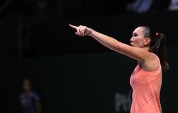"""Cựu số 1 thế giới gửi """"chiến thư"""" cho Serena Williams"""