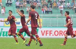 U19 AS Roma 2-1 U19 Tottenham: Đại diện nước Ý tràn trề cơ hội vô địch