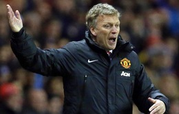 """David Moyes: Trận nào Man Utd cũng phải """"chấp người"""""""