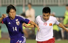 U19 Việt Nam 0-7 U19 Nhật Bản: Thua tâm phục, khẩu phục