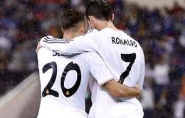 "Sao trẻ Jese ca ngợi ""đàn anh"" C.Ronaldo hết lời"