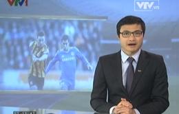 Bản tin thể thao buổi trưa ngày 12/01/2014