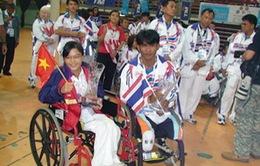 """Nguyễn Thị Sari - """"Kình ngư"""" của làng bơi người khuyết tật Việt Nam"""