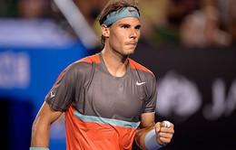 """Australian Open 2014: Nadal vẫn """"vô đối"""" sau vòng 2"""