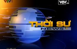 Bản tin Thời sự 12h trưa ngày 17/01/2014