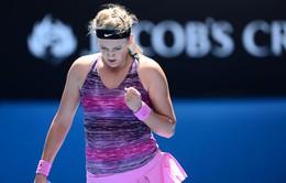 """Australian Open 2014: Victoria Azarenka rộng cửa bảo vệ """"ngai vàng"""""""