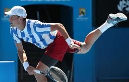 Australian Open 2014: Thua đau Berdych, D.Ferrer dừng chân tại tứ kết