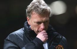"""David Moyes: Man Utd đang bị """"tổn thương"""""""