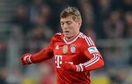 """Bản tin chuyển nhượng ngày 12/02: Toni Kroos có thể rời Bayern trong """"chợ Hè"""""""