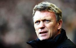 Bản tin bóng đá ngày 01/01/2014: Quyết tâm của David Moyes trong năm mới