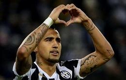 Bản tin bóng đá quốc tế ngày 5/1: Vidal chính là lời giải chuẩn nhất cho bài toán tuyến giữa của M.U