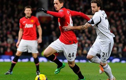 """Bản tin bóng đá sáng 17/1: """"Januzaj mà toả sáng, Man Utd hoàn toàn có cửa đánh bại Chelsea"""""""