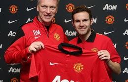 5 lý do để tin Juan Mata sẽ giúp M.U hồi sinh
