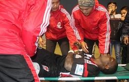 """Nhìn lại 6 vòng đầu V.League 2014: Bạo lực lại """"lên ngôi"""""""