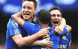 """Tin chuyển nhượng ngày 24/02/2014: Terry, Lampard, Cole chưa """"hết duyên"""" với Chelsea?"""