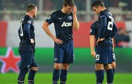 """Man Utd thua muối mặt, HLV David Moyes xin """"rút kinh nghiệm"""""""