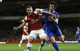 Tứ kết FA Cup: Arsenal đụng đá tảng Everton