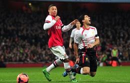 HLV Rodgers chỉ trích trọng tài sau trận thua của Liverpool