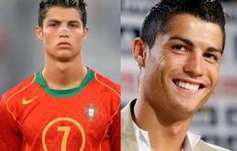 Những hình ảnh không thể nhịn cười của Cristiano Ronaldo